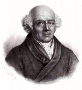 Samuel Hahnemann ontwikkelde homeopathie